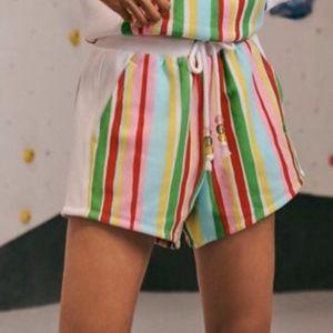 Champion X Susan Alexandra  Striped Short